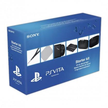 Стартовый набор аксессуаров для PS Vita
