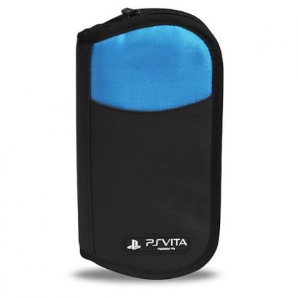 Дорожный чехол голубой для PS Vita Travel Case - Blue A4T