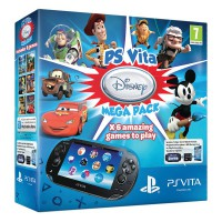 Игровая приставка Sony PS Vita (3G-WiFi) Mega Pack 6 игр