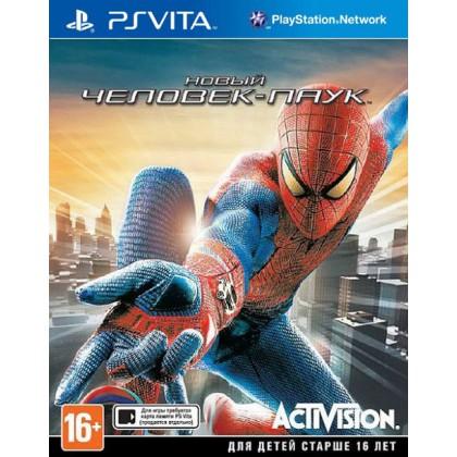 Amazing Spider-Man: Новый Человек-паук (PS Vita)