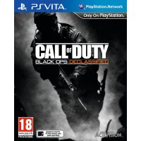 Call of Duty: Black Ops Declassified (PS Vita) Русская..