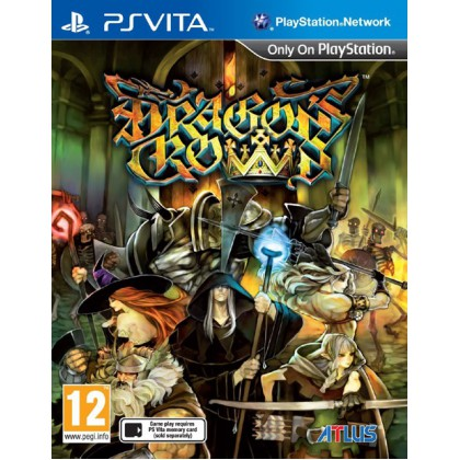 Dragon's Crown (PS Vita)