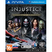 Injustice: Gods Among Us Ultimate Edition (PS Vita) Рус..