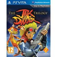 Jak & Daxter Trilogy (PS Vita) Русская версия