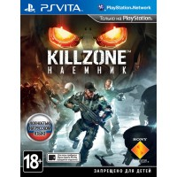 Killzone: Наемник (PS Vita) Русская версия