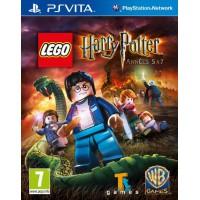 LEGO Гарри Поттер: годы 5-7 (PS Vita) Русские субтитры