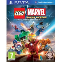 LEGO Marvel Super Heroes (PS Vita) Русские субтитры