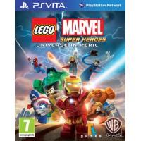 LEGO Marvel Super Heroes (PS Vita) Русские субтитры