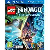 LEGO Ninjago: Nindroids (PS Vita) Русские субтитры