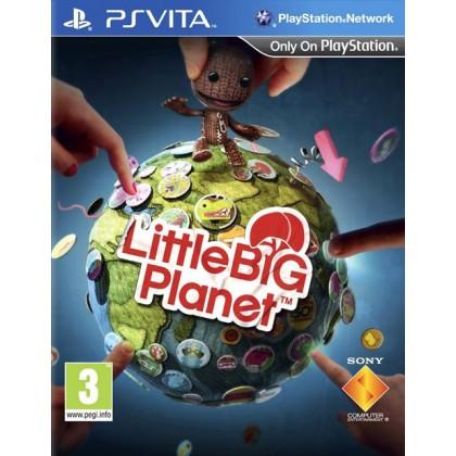 LittleBigPlanet (PS Vita) Русская версия