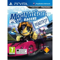 ModNation Racers: Road Trip (PS Vita) Русская версия
