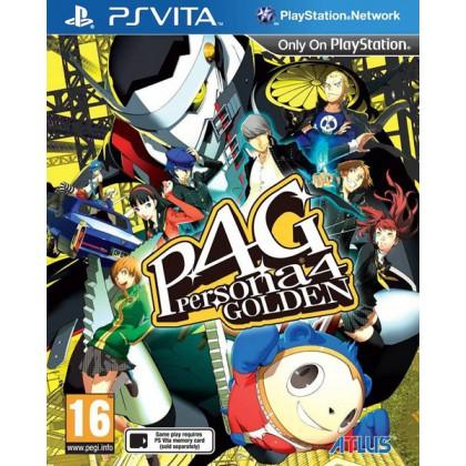 Persona 4: Golden (PS Vita)