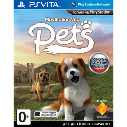 PlayStation Vita Pets (PS Vita) Русская версия