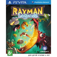 Rayman Legends (PS Vita) Русская версия