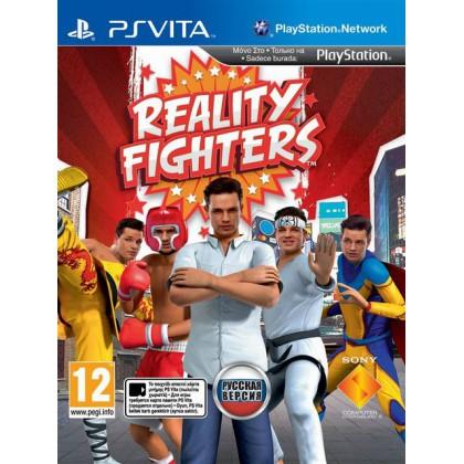 Reality Fighters Бой в реальности (PS Vita) Русская версия