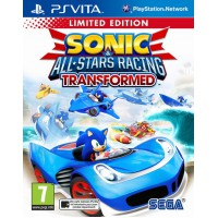 Sonic & All-Star Racing Transformed. Limited (PS Vita)