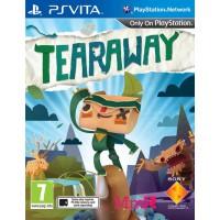 Tearaway Сорванец (PS Vita) Русская версия