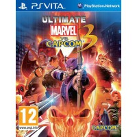 Ultimate Marvel vs. Capcom 3 (PS Vita)