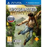 Uncharted: Золотая бездна (PS Vita) Русская версия