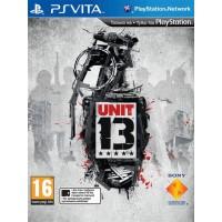 Unit 13 (PS Vita) Русская версия