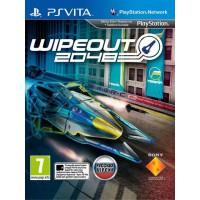 WipEout 2048 (PS Vita) Русская версия