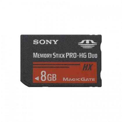 8GB SONY карта памяти Memory Stick Duo Pro HG
