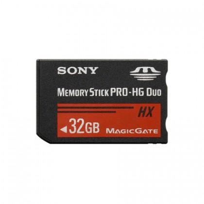 32GB SONY карта памяти Memory Stick Duo Pro HG