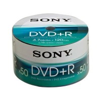 Диск SONY DVD+R 4.7GB 16x bulk 50шт