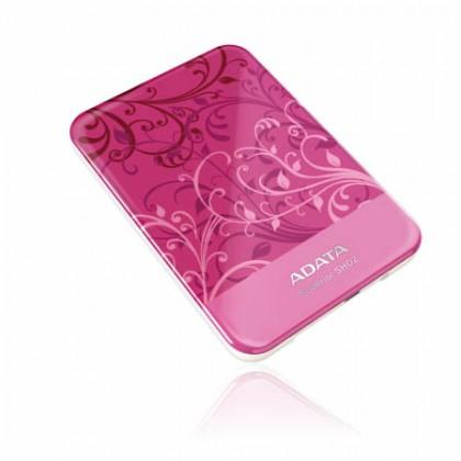 320GB Внешний HDD 2.5'' A-DATA ASH02 розовый