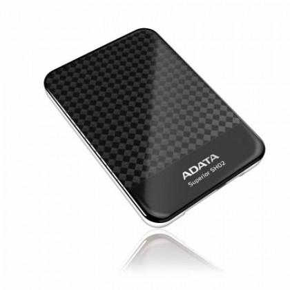 640GB Внешний HDD 2.5'' A-DATA ASH02 черный