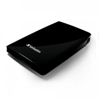 500GB Внешний HDD 2.5'' Verbatim Store 'n' Go черный