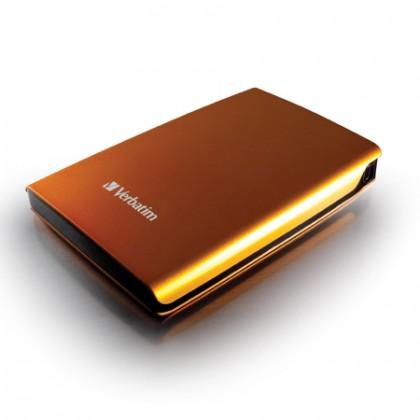 500GB Внешний HDD 2.5'' Verbatim Store 'n' Go оранжевый