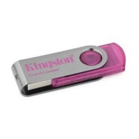 8Gb Kingston флеш-диск DT101N Pink