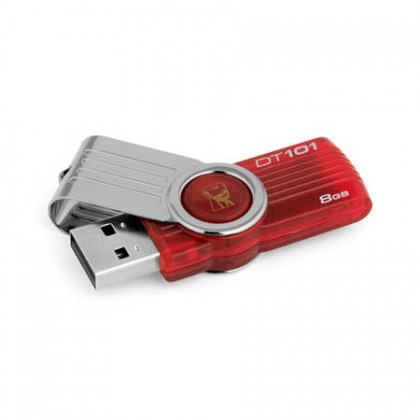 8Gb Kingston флеш-диск DT101G2 Red