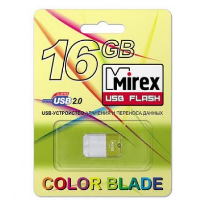 16GB USB флэш-диск MIREX Arton Green