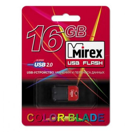 16GB USB флэш-диск MIREX Arton Red