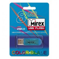 8GB USB флэш-диск MIREX Blue Elf