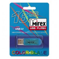 16GB USB флэш-диск MIREX Blue Elf