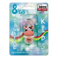 8GB USB флэш-диск MIREX Cow Peach в виде игрушки