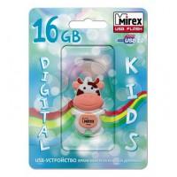16GB USB флэш-диск MIREX Cow Peach в виде игрушки