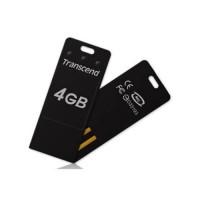 4GB флеш-диск JetFlash T3 Transcend черный