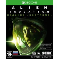 Alien: Isolation Nostromo Edition (Xbox ONE) Русская версия