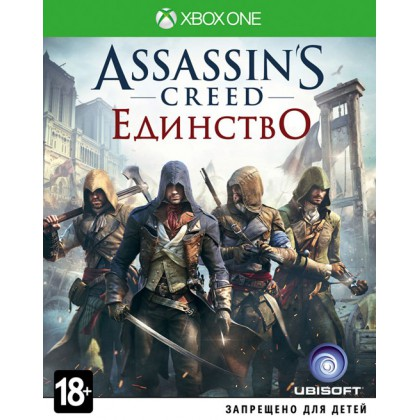 Assassins Creed: Единство (Xbox ONE) Русская версия