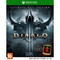 Diablo 3 Ultimate Evil (Xbox ONE) Русская версия