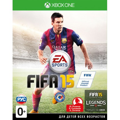 FIFA 15 (Xbox ONE) Русская версия