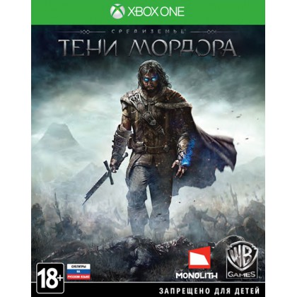 Middle-Earth: Shadow of Mordor - Средиземье: Тени Мордора (Xbox ONE) Русские субтитры