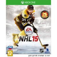 NHL 15 (Xbox ONE) Русские субтитры