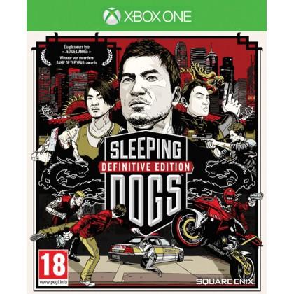 Sleeping Dogs Definitive Edition (Xbox ONE) Русские субтитры