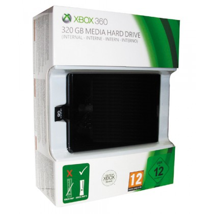 Жесткий диск 320 ГБ (Xbox 360)