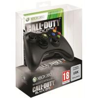 Геймпад беспроводной + Call of Duty Black Ops 2 (Xbox 360)